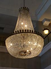 Redmont Hotel Chandelier (Birmingham, Al.)