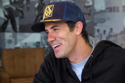 Bob Burnquist - Skatista brasileiro