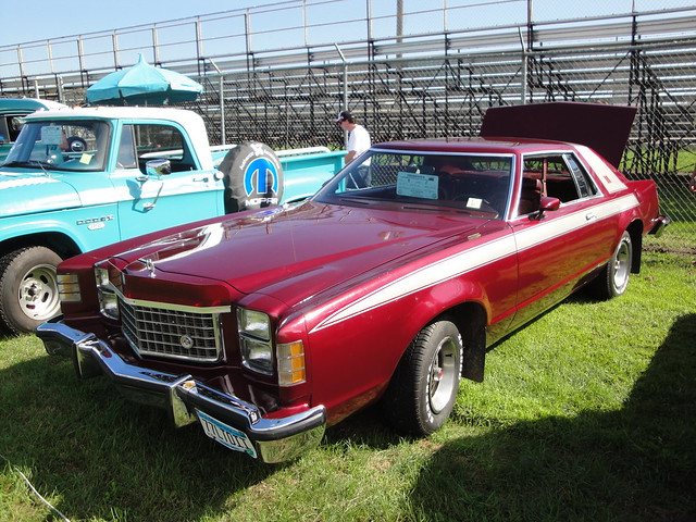 Ford LTD 2 Sport http://www.flickr.com/photos/greggjerdingen/6087318907/