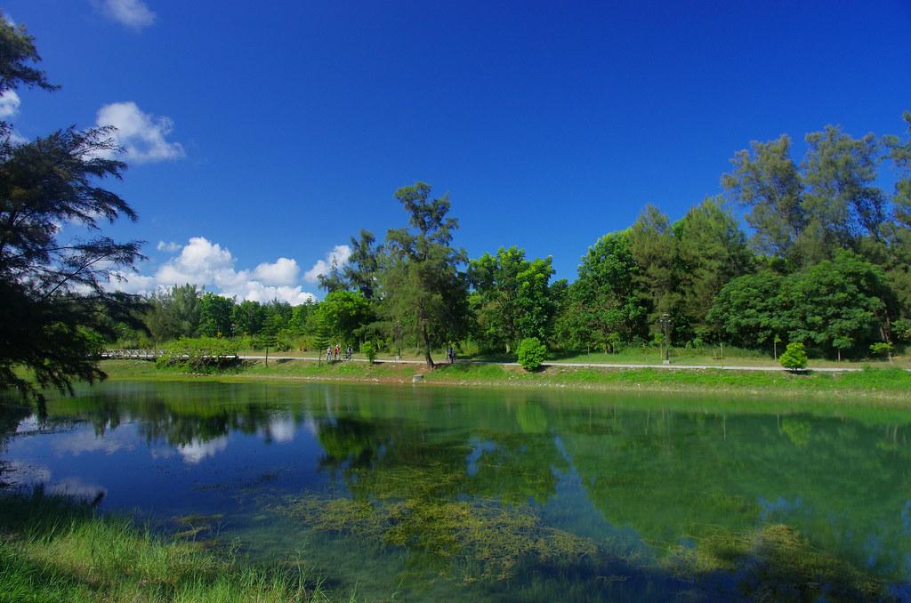 台東森林公園之琵琶湖