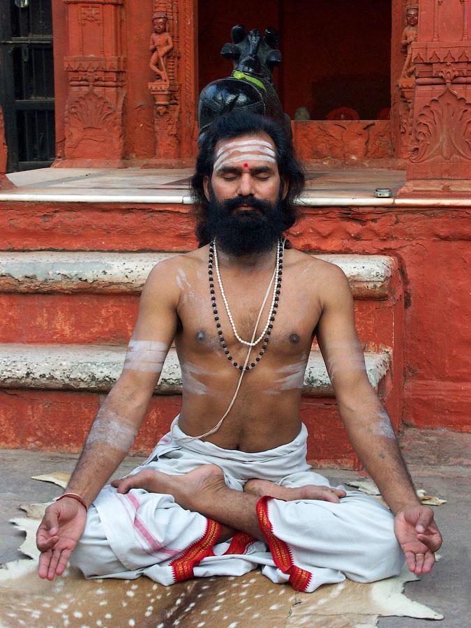 Варанаси (Бенарес, Каши), Индия 2007-0003