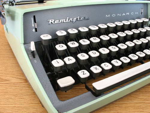 Remington Monarch, c1963