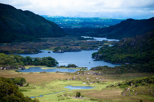 Lady's view - Killarney National Park