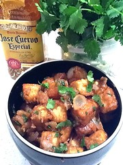 tequila chilli lime tofu