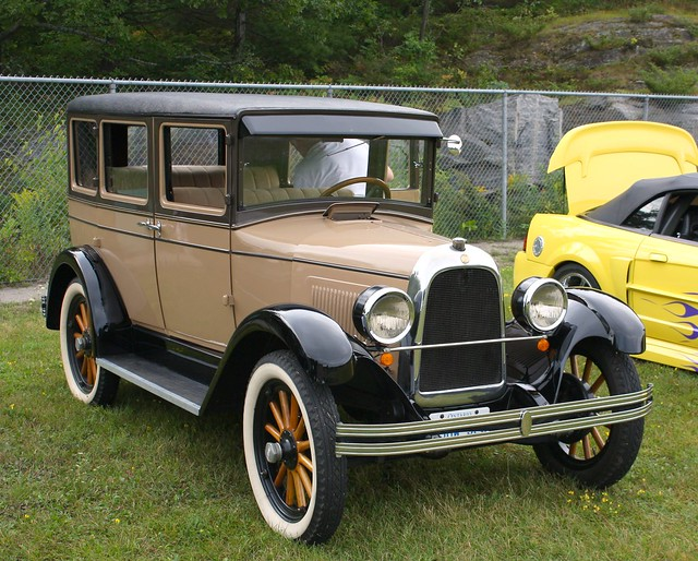 1928 Willys Whippet 4 door (Canadian) | Flickr - Photo Sharing!