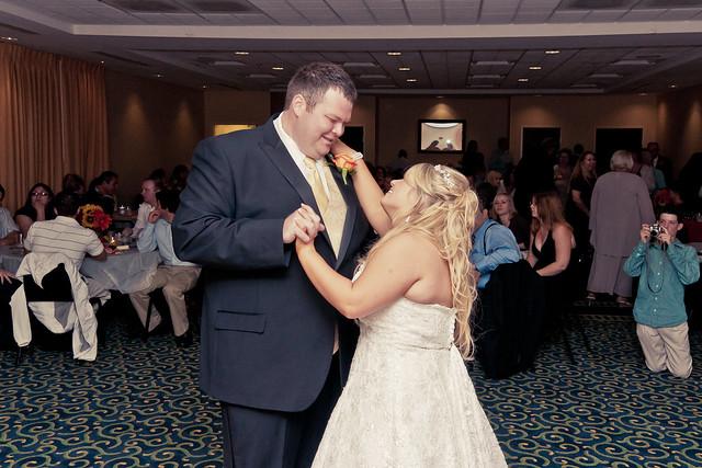 Caughey & Hutchins Wedding