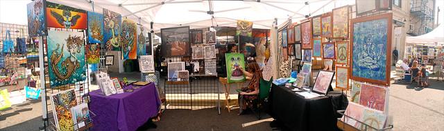 Belmont Street Fair 2011