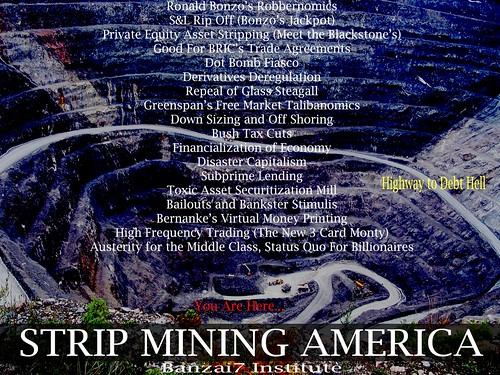 STRIP MINING AMERICA by Colonel Flick
