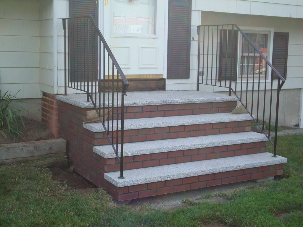 Granite Steps 1 Piece Platform