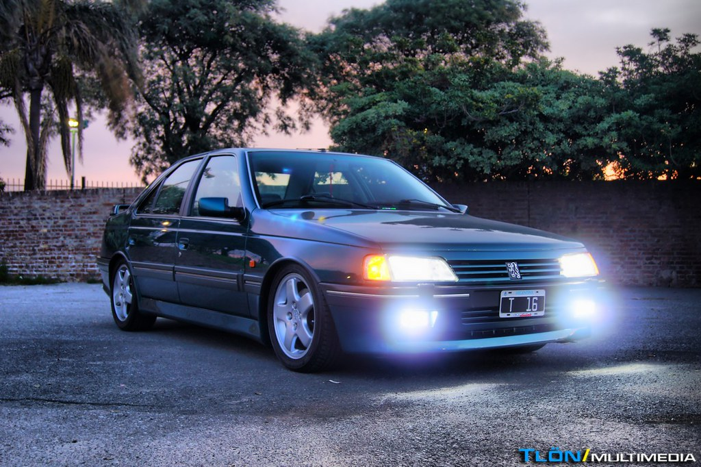 Photographs Peugeot 405 T 16 - sa7.1-themes