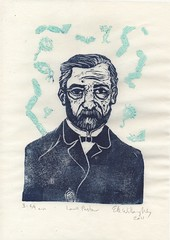 Louis Pasteur - thermochromic edition