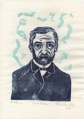 Louis Pasteur - thermochromic edition