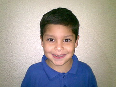 My son Diego Alberto, he has CML, but God is with us!!! (Honduras)