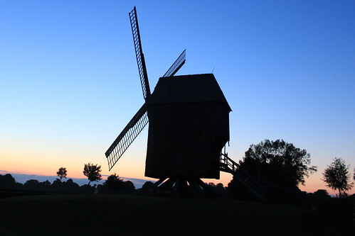Saint Maxent Windmill