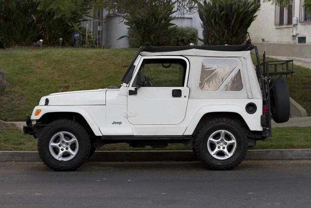 for sale jeep tj sahara white soft top flickr photo sharing. Black Bedroom Furniture Sets. Home Design Ideas