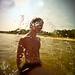Water drops summer by Janels Katlaps