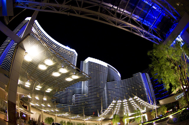 Aria Vegas Hotel Restaurants