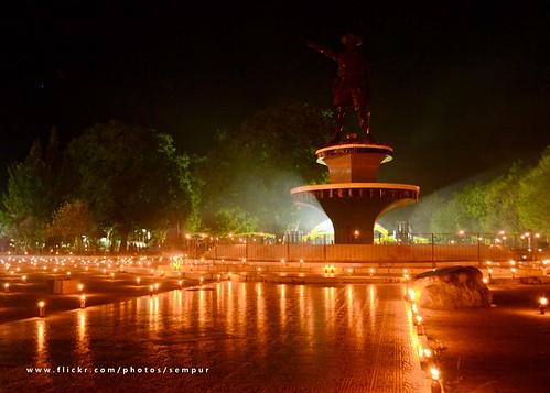 Tumbilotohe Night at Gorontalo