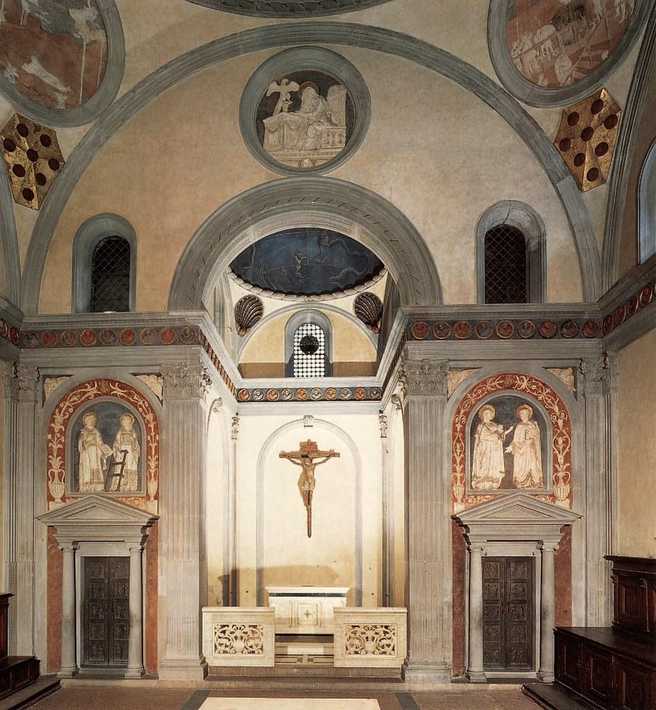 Brunelleschi Old Sacristy Brunelleschi.S....