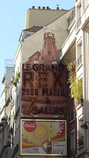 Le Grand Rex cinema, Paris