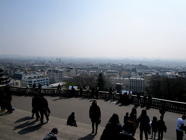 Hotels Montmartre Area Paris