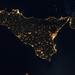 Sicily, Italy (NASA, International Space Station, 08/18/11)