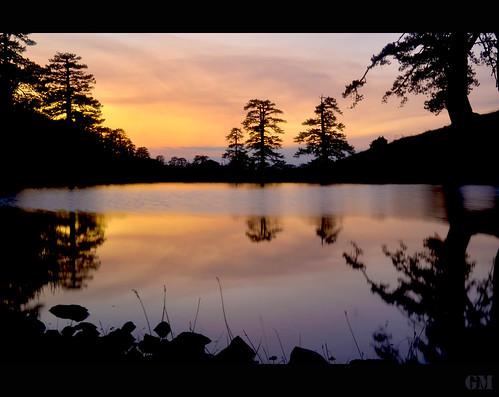 sunset trekking reflections nationalpark altitude horizon greece ioannina pindos epirus outdoorphotography metsovo valiacalnta nikond7000 doublyniceshot doubleniceshot tripleniceshot fleggeslakes