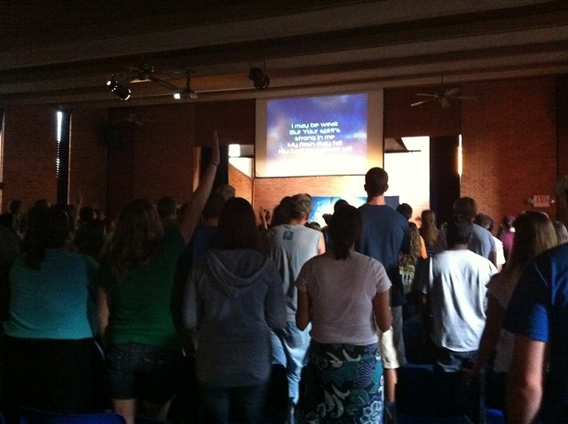 BCM worship from Flickr via Wylio