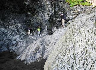 Basalt Cave at Dyrholaey