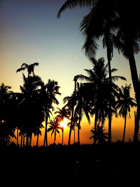 ..Sunset...