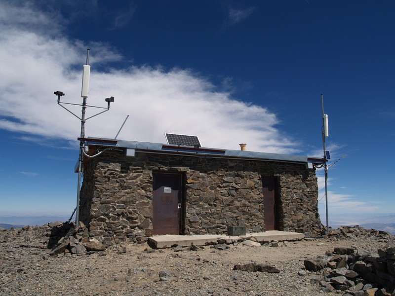 White Mountain Research Station, Summit Laboratory