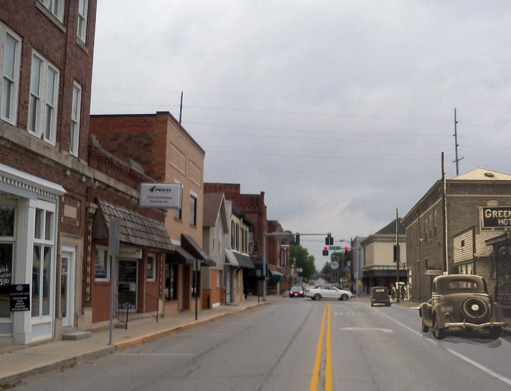 Greenwood Nine County Region Indiana Around Guides