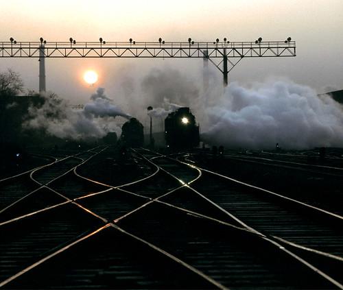 china industry industrial railway steam henan js province pingdingshan gordonedgar tianzhuang pingdingshancoalrailway