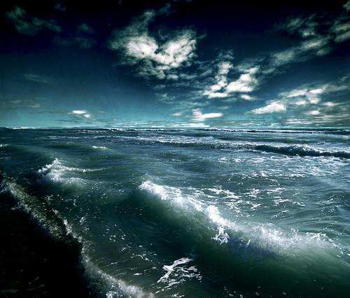 Incontrami dove il cielo tocca il mare