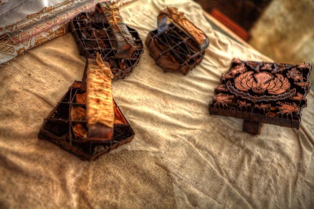 Indonesia - Java - Yogyakarta - Batik Plentong (Wax Resist… | Flickr ...