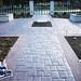 www.genialdecor.com Una hermosa decoración de pisos con acabado en cantera de resaque.