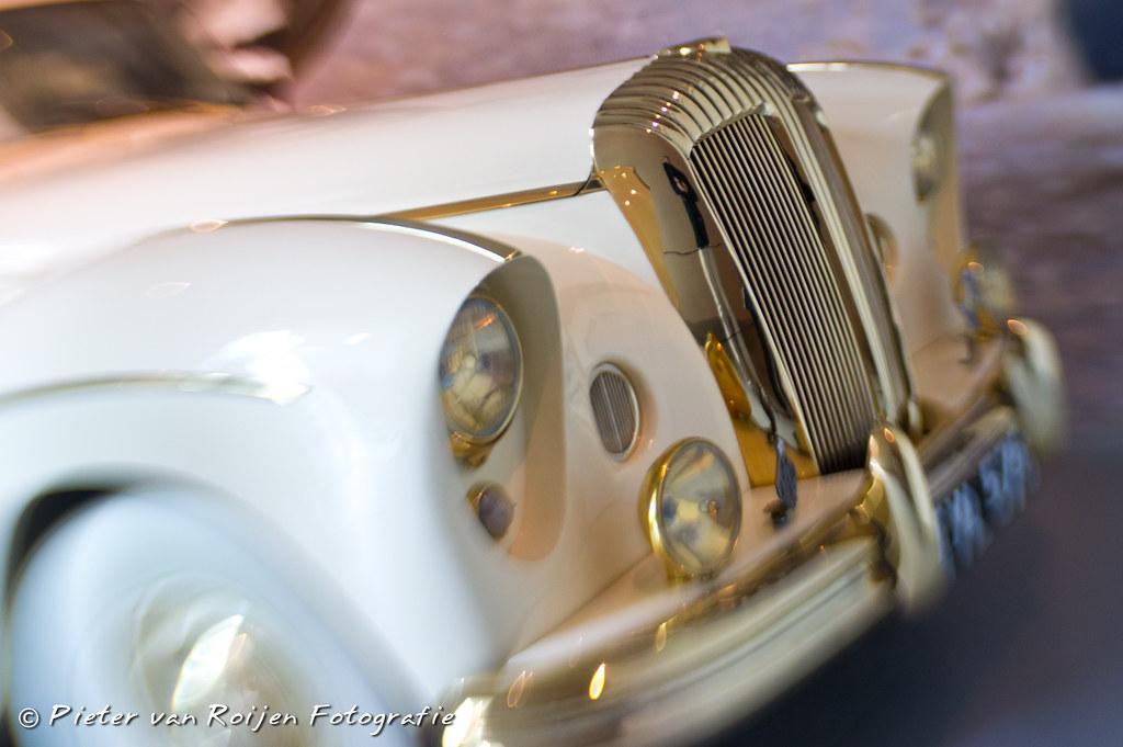 Daimler DK400 'Golden Zebra' Coupé I 1955
