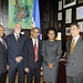 OAS Assistant Secretary Genreal  Meets with UNESCO Special Envoy to Haiti, Ms. Michaelle Jean.