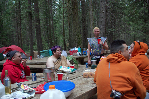 IMGP0914 - Kampout Fresno 2011 - Getting ready for the Saturday Evening Kampstravaganza