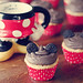 Homemade Minnie Mouse cupcakes... {explored}
