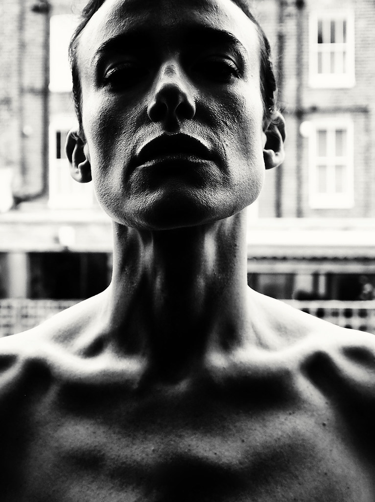 Powerful Portraits in Black and White Photography
