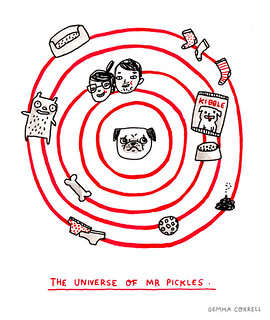 the universe of mr pickles