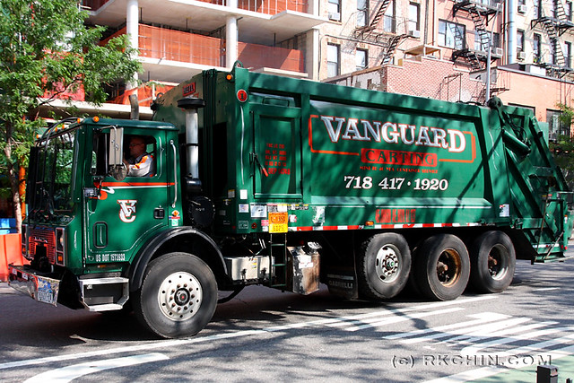 cool garbage trucks - a gallery on Flickr