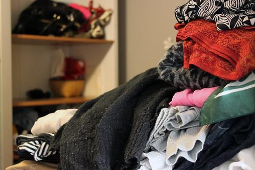 Closet Cleanout Aug 2011