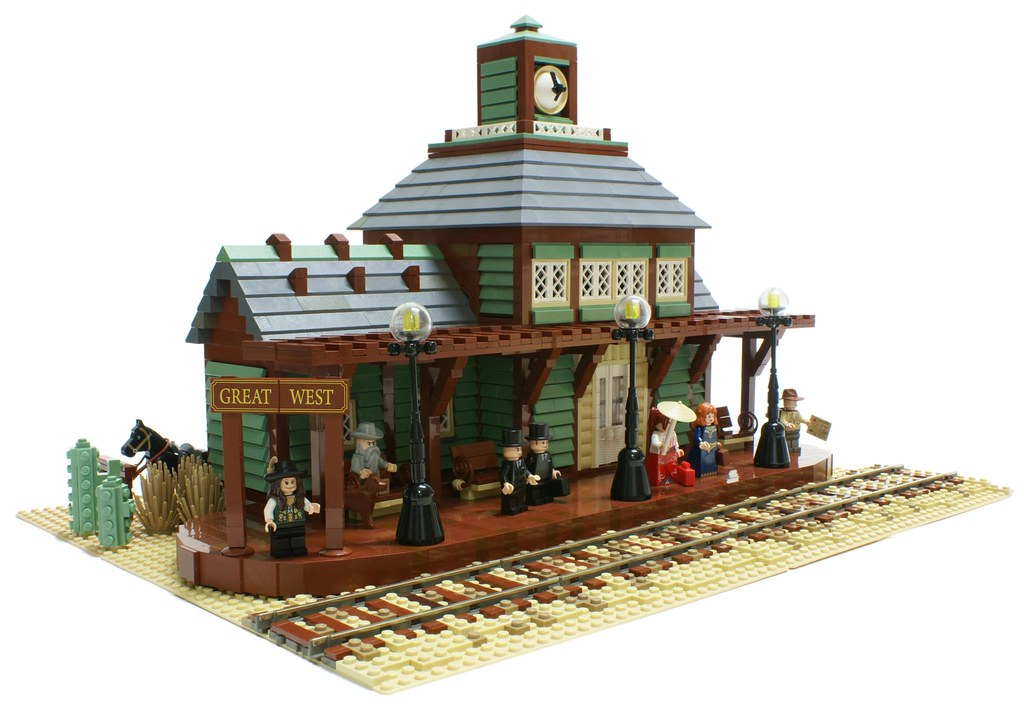 Great West Railway Station