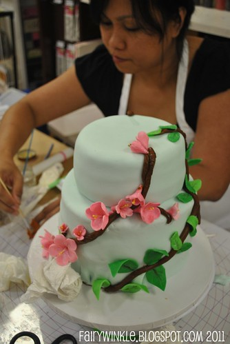 Fondant Cake Decorating Classes Michaels : Writings on the Wall: August 2011