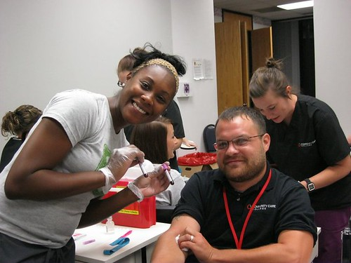 Evening Medical Assisting Phlebotomy Lab
