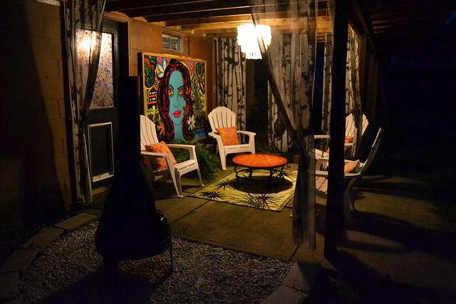 patio night