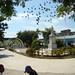 los pájaros vaqueros distinguen las tardes en el céntrico parque guantanamero.