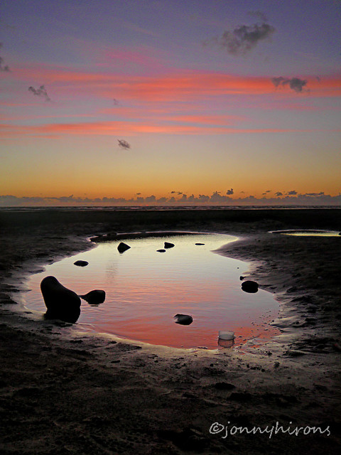 Sunset Beach!